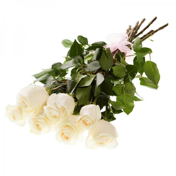 Свадебные букеты из 5 роз букет фиолетовые розы